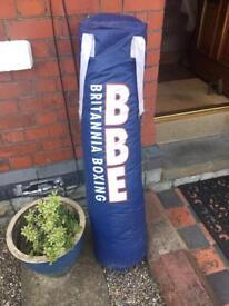 Britannia Boxing Punch Bag