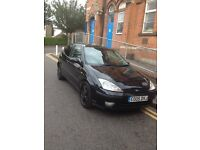 Cheap Ford Focus 1.8 tdci low mileage 83000