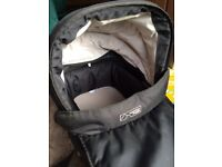 Mountain buggy duet carrycot - good condition
