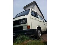 vw t25 westfalia 1989 LHD excellent condition