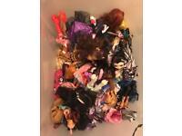 Massive bundle of barbies