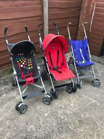Buggy / strollers