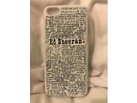 ed sheeran phone case
