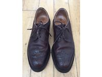 TRICKER'S BOURTON COUNTRY SHOES, BROWN