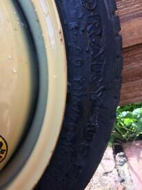 Bargain Spare Wheel