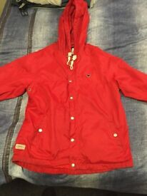 Red Weekend Offender Jacket
