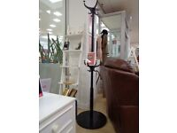 8f6e64b81e1 metal Hat and Coat Stand - Black - Collection only - Glasgow