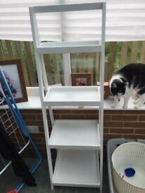 Shelf ladder