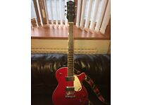 GRETSCH G5421 JET CLUB- ELECTROMATIC GUITAR - FIREBIRD RED (Mint Condition)