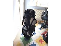 Maxfli golf bag - as new