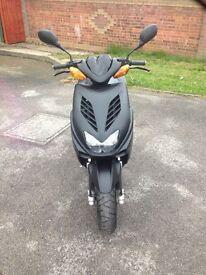 Yamaha aerox yq50 moped