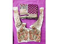 Saree stitched blouse