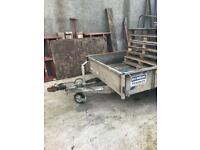 Ifor William general purpose trailer