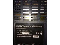 Sony 20 Inch LCD