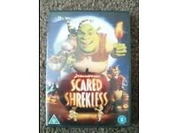 Scared Shrekless DVD