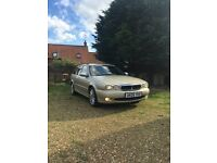 Jaguar X Type Classic 2.0 Diesel Estate 2006 (Quick sale needed as i need the space)