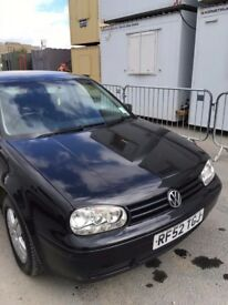 ONLY £950.00 2002 Volkswagen Golf 1.9 GT TDI