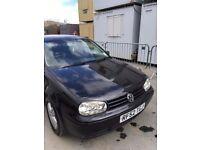 ONLY £950.00 2002 Volkswagen Golf 1.9 GT TDI