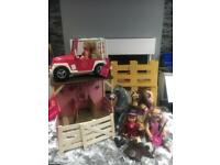 Our Generation Huge Horse & Doll Bundle Plus Stable. RRP over £400.