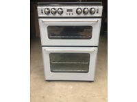 Double Oven (gas) with grill and 4 ring gas hob