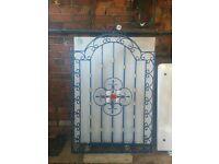 Handmade decorative gates