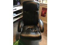 Free game chair and junior bike