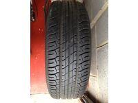Vauxhall Astra spare wheel & Tyre