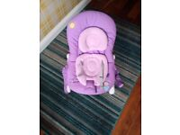 Chicco Baby Bouncer - Excellent condition - Nearly New