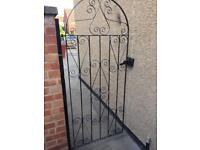 SOLD Metal garden gate SOLD