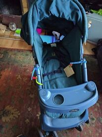 Graco Sterling Buggy, Green