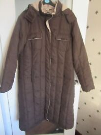 Cotton Trader coat