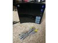 BT Home Hub 2.0 with cables & power adapter