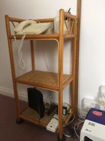 Hall/telephone stand