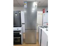 BOSCH Serie 4 KGN39VLEBG A++ Frost Free 70/30 Fridge Freezer - Inox (5785)