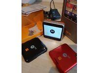 Rare Motorola flipout smartphone