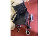 transit wheelchair great condition
