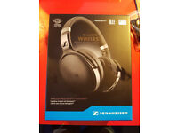 Sennheiser HD 4.50 BTNC bluetooth noise cancelling headphones. New in box