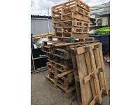 Free BROKEN pallets - Collection only