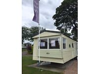 2011 Willerby Summer Static caravan, Managers special sale, Seton Sands Holiday park, Edinburgh