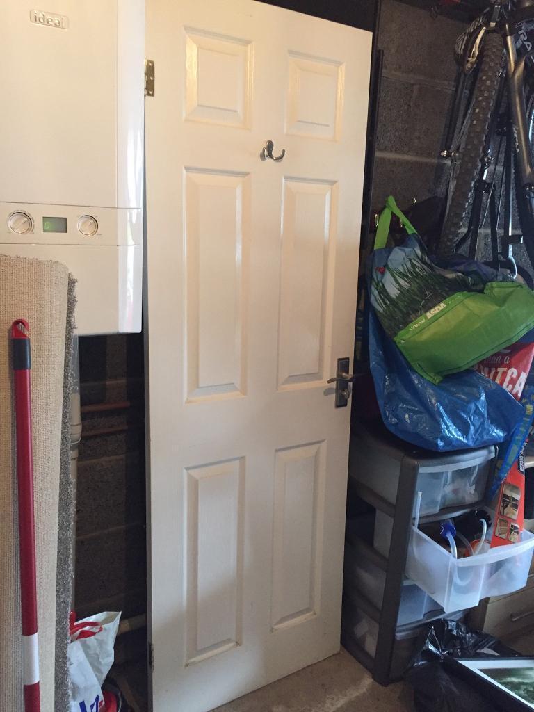 White interior door good condition