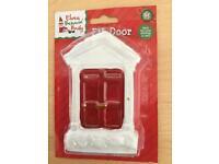 Magic Christmas Elf doors