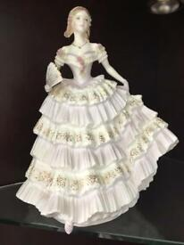Royal doulton belle of the ball limited edition
