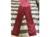 Girls NEXT clothes aged 10/11