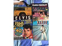 Vinyl records elvis 🕺🏽