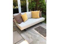 Perfect Condition Click Clack sofa bed