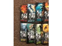 Alex rider all 10 books