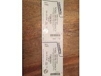 2 Fratellis tickets Newcastle Fri 9th Dec