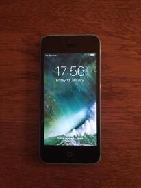 iPhone 5c. Blue. Unlocked.