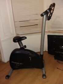 Reebok bike exercise