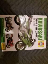 Kawasaki Haynes Manual